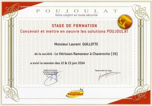 Formation Poujoulat