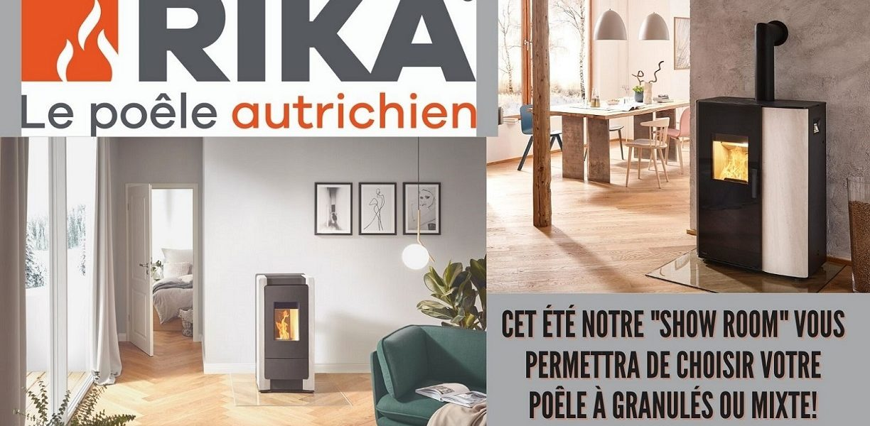Rika Show Room ussel